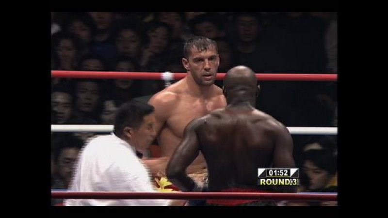 Andy Hug vs. Ernest Hoost - K-1 GP '99 FINAL