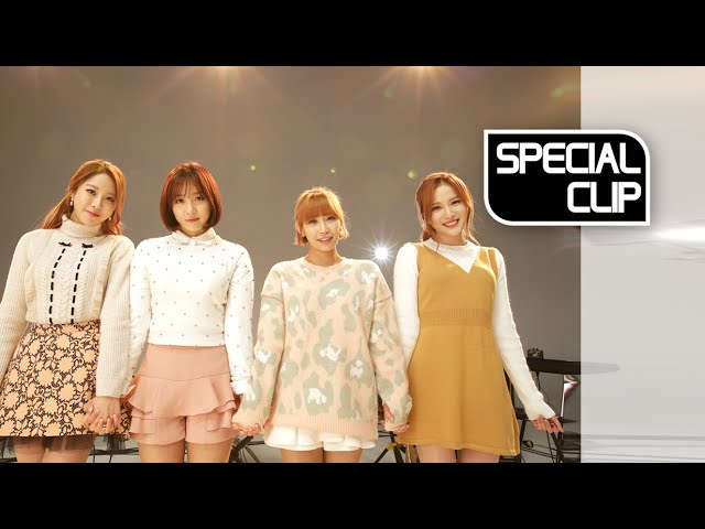 [Special Clip] SunnyHill(써니힐) _ Child in Time(교복을 벗고) [ENG SUB]