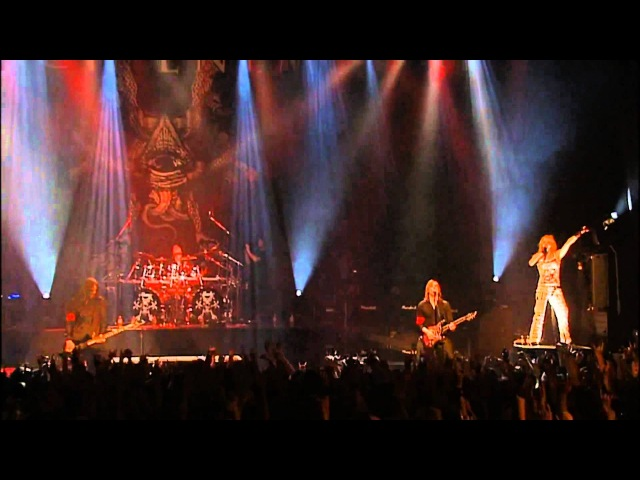 Arch Enemy Will Rise Live in Tokyo 2008 Tyrants of the Rising Sun DVD
