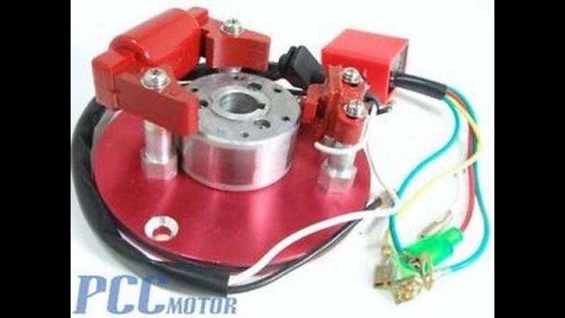 спортивное зажигание для альфы Inner Rotor Kit Flywheel Ignition