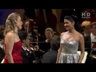 LAKME FLOWER DUET - Elina Garanca, Anna Netrebko