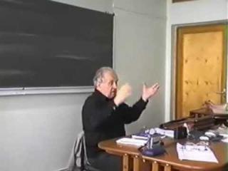 Александр Зиновьев — о логике и сознании