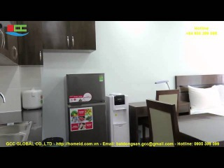 Serviced Apartments For Rent In Tran Thai Tong Street, Cau Giay district, Hanoi City, Vietnam