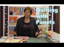 Using Quilting Panels with Precuts