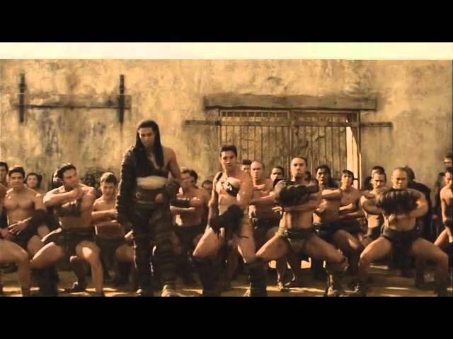 Haka For Andy to support Be Here Now The Andy Whitfield documentary