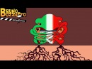 EUROPE vs ITALY Bruno Bozzetto Official