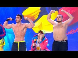 "КВН 2015 Чистые пруды - Французский рэп (Сочи ""Красная поляна"")"