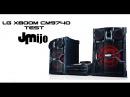 LG XBOOM CM9740 - Juanmanuelijo TEST