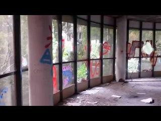 """Сталк №32 Заброшенная гостиница """"Нифтяник"""""""