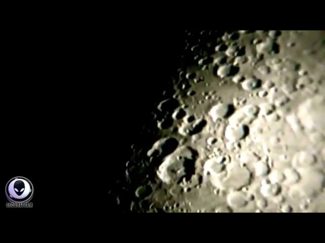 9 14 2014 SHOCKED ASTRONOMER VIDEOS ALIEN UFO ON THE MOON Coverup