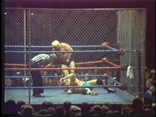 [#My1] St. Paul Minnesota  - Nick Bockwinkel vs The Crusher (Cage Match)