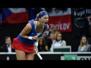 Highlights: Petra Kvitova (CZE) v Anastasia Pavlyuchenkova (RUS)