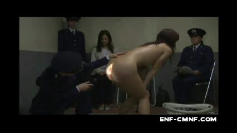 Young Busty Naked Girl Gets Her Pussy Stuffed After Full Body Cavity Search Whether She Likes It Or Not Naked Girls