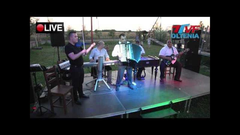 Nicusor Troncea Streata Andrus Costel de la Turnu Colaj LIVE instrumentala 2015