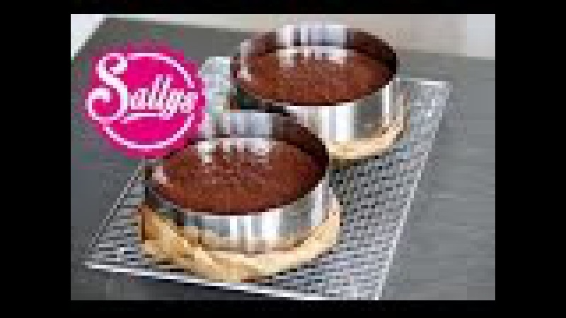 Saftiger Schokoladenkuchen ideale Grundlage für Motivtorten Cake Basics