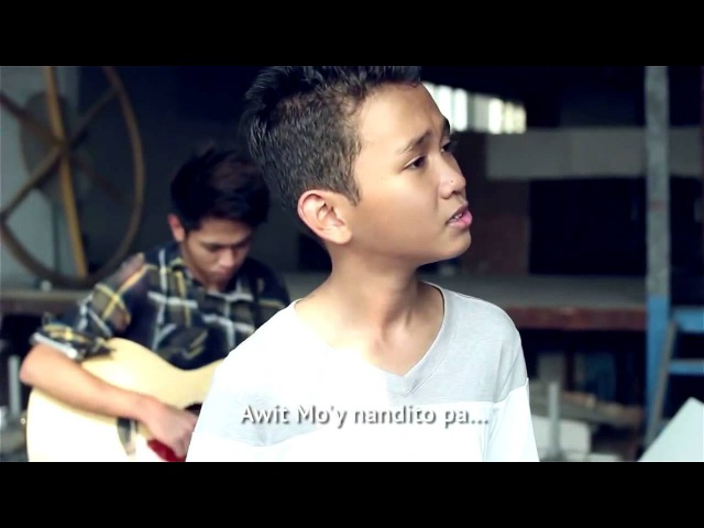 Aldrich Talonding and James Bucong Awit Mo'Y Nandito Pa Official Lyric Video Philpop 2014