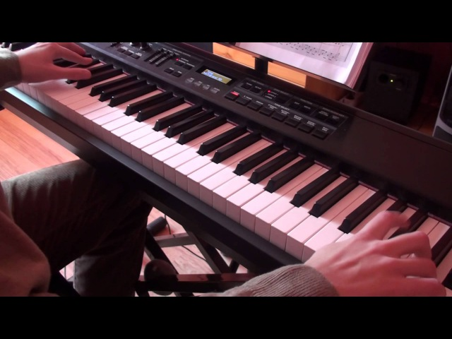 Liz On Top of the World - Pride and Prejudice Soundtrack - piano cover