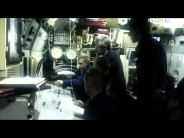 История подводного противостояния США и СССР