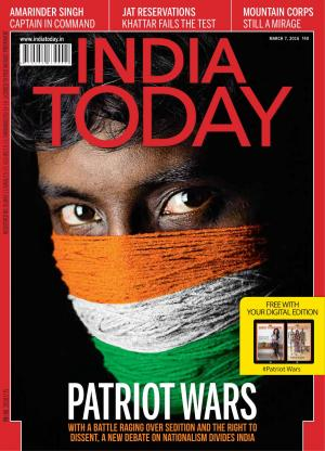 India Today - March 7, 2016
