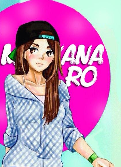 Картинки марьяны ро аниме