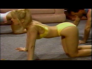 Warm Up to Traci Lords! (Exercise Video 1990)