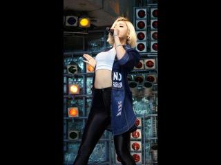 [Fancam] 160424 GirlsGirls (여자여자) Rina - Deal @ Migliore Festival
