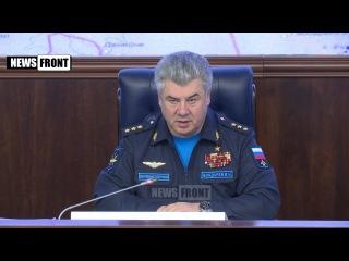 Главнокомандующий ВКС России представил фактическую картину атаки на российский самолет Су-24М