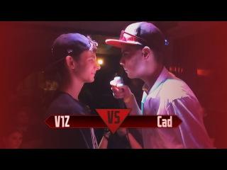 V1Z vs Cad - Hip-Hop Me