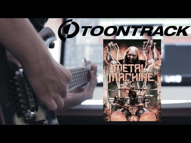 Toontrack Metal Machine EZX || MIXING TUTORIAL