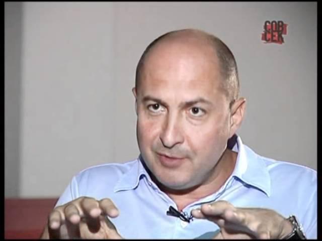 Бизнес по- русски. Интервью с Виктором Макушиным.avi
