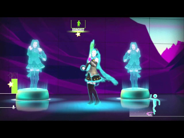 Ievan Polkka - Just Dance 2016 - Full Gameplay 5 Stars KINECT (Japones Games)