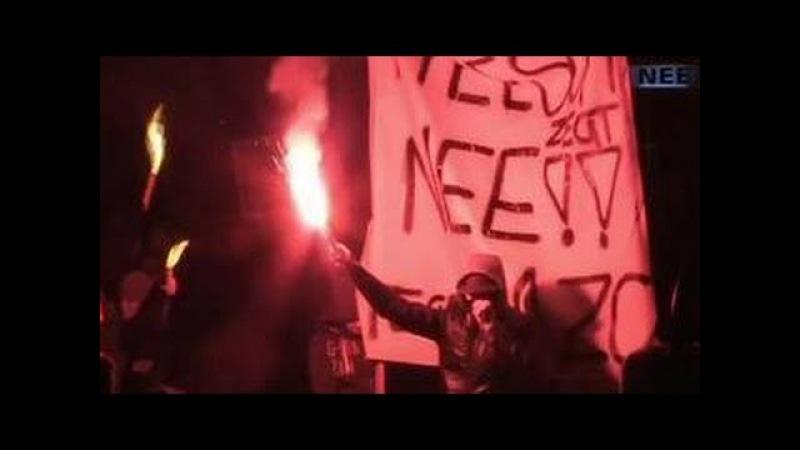 Столкновения в Хеске, угроза Шенгену и маразм миграционного кризиса