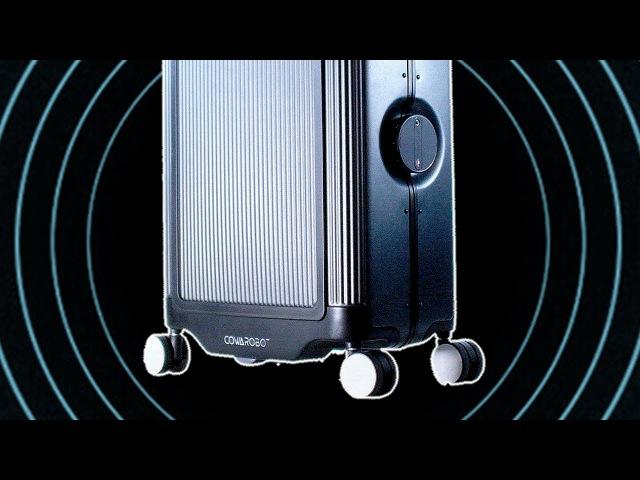 Робот-чемодан CowaRobot R1 первый и единственный робот-чемодан - автономный чемодан [Indiegogo]