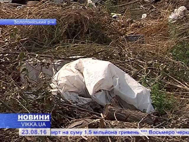 Село на Черкасчине ищет спасения от мусора />ОнлайнПрограммаО насНаш каналЛицо каналаИмиджевые заставкиКонтактыВакансииРеклама