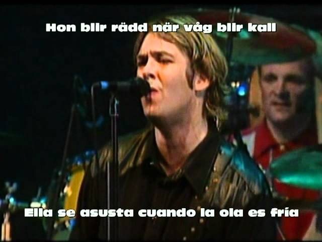 Den Öde Stranden Gyllene Tider Live 1996