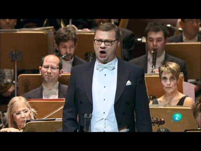René Pape Ella giammai m'amo Don Carlo G Verdi