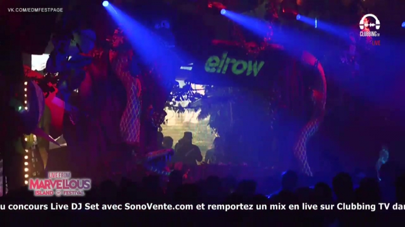 Andres Campo @ Marvellous Island Torcy 15 05 2016
