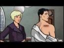 Спецагент Арчер (Приколы) - Татуировка