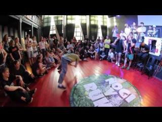 xNVRxHip-Hop PRO 1/2x Миронова Настя vs Рыба