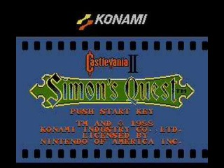 Castlevania II: Simon's Quest - Bloody Tears