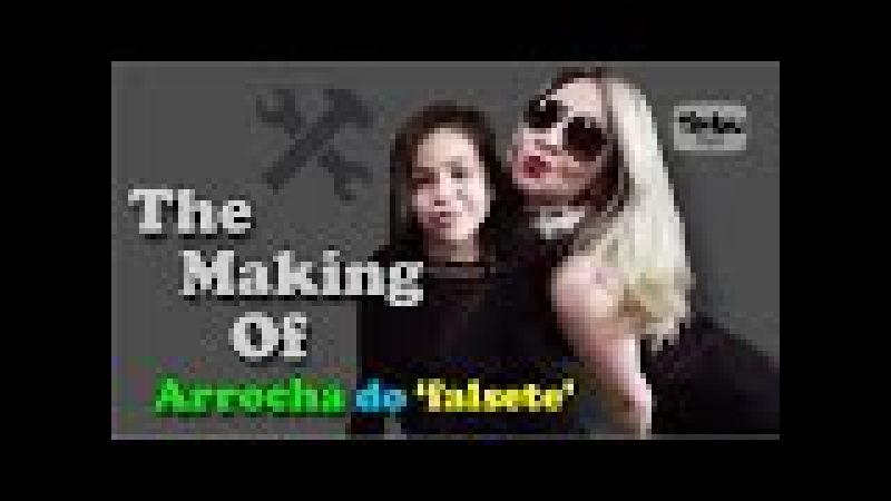 The Making Of Arrocha do Falsete Remix By Timbu Fun