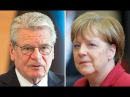 Merkel Gauck im internationalen Schuldenregister = BRD in Panik ...
