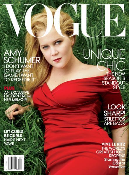 Vogue USA - July 2016