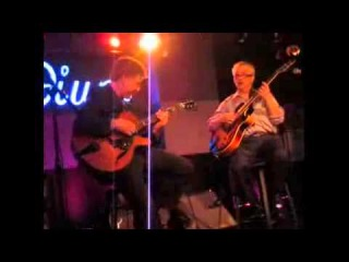 Polkadots and Moonbeams - Jimmy Bruno and Peter Bernstein at the Iridium, NYC