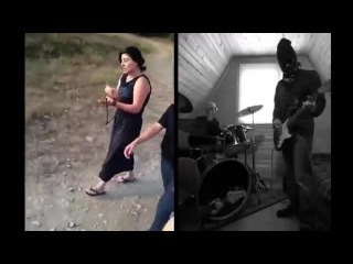 The trio Mandili - Apareka/трио Мандили - апарека (Heavy version)