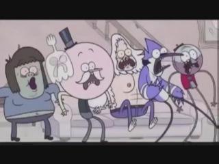 ✮~Happy Halloween~✮ Gogoriki EEnE Regular Show and HTF Halloween Nights