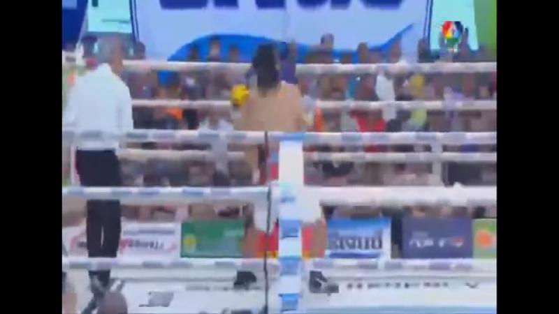2016-03-05 Wanheng Menayothin vs Go Odaira (WBC World minimumweight title)