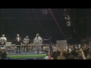 #My1 JJ Dillon watches Ric Flair vs. Sting from above: Clash of the Champions