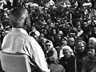 Джидду Кришнамурти - Настоящая революция 1966 2/8