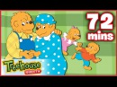 The Berenstain Bears   Father's Day Compilation!   Funny Cartoons for Children By Treehouse Direct